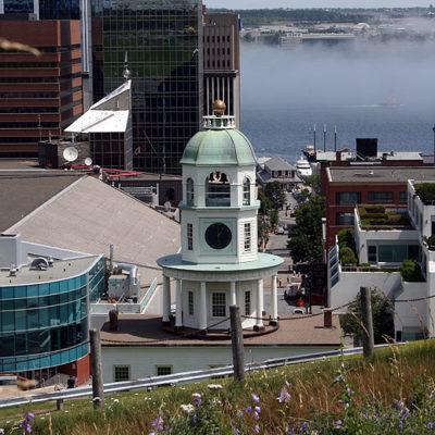 Halifax Citadel Clock