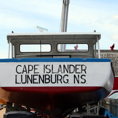 Cape Islander Lunenburg NS