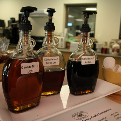 South Shore Maple Syrup